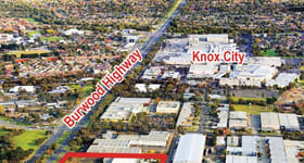 Factory, Warehouse & Industrial commercial property sold at 573 Burwood Highway Knoxfield VIC 3180