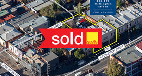 Development / Land commercial property sold at 288-292 Wellington Street Collingwood VIC 3066