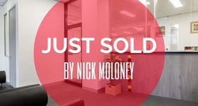 Shop & Retail commercial property sold at Suite 1/199 Regent Street Redfern NSW 2016