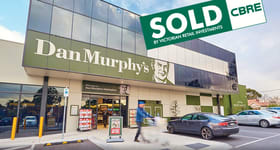 Shop & Retail commercial property sold at Dan Murphy's 789 Heidelberg Road Alphington VIC 3078