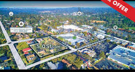 Development / Land commercial property sold at 26-30 Pryor & 27-29 Arthur Street Eltham VIC 3095