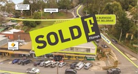 Offices commercial property sold at 1693A Burwood Highway Belgrave VIC 3160