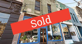 Shop & Retail commercial property sold at 182 Brunswick Street Fitzroy VIC 3065