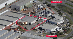 Factory, Warehouse & Industrial commercial property sold at 4 Park Place Bibra Lake WA 6163