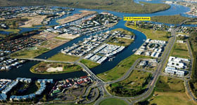 Development / Land commercial property sold at 27 & 33 Crescent Avenue Hope Island QLD 4212