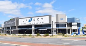Showrooms / Bulky Goods commercial property sold at 1481 Albany Highway Beckenham WA 6107