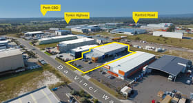 Factory, Warehouse & Industrial commercial property sold at 13 Da Vinci Way Forrestdale WA 6112