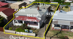Development / Land commercial property sold at 261 Churchill Rd Prospect SA 5082