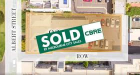 Development / Land commercial property sold at 204-206 Albert Street East Melbourne VIC 3002