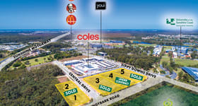 Development / Land commercial property sold at 103 Sippy Downs Drive Sippy Downs QLD 4556