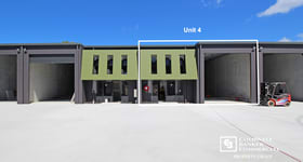 Factory, Warehouse & Industrial commercial property sold at 4/19 Gateway Court Coomera QLD 4209