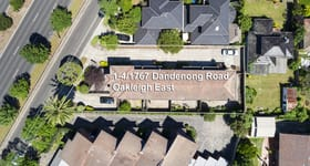 Development / Land commercial property sold at 1-4/1767 Dandenong Road Oakleigh East VIC 3166