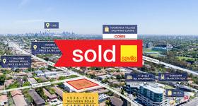 Development / Land commercial property sold at 1536-1542 Malvern Road Glen Iris VIC 3146