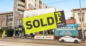 Shop & Retail commercial property sold at 607 Sydney Road Brunswick VIC 3056