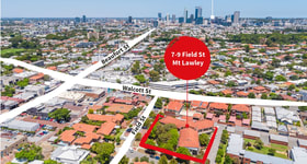 Development / Land commercial property sold at 7 - 9 Field Street Mount Lawley WA 6050