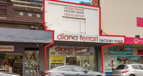 Shop & Retail commercial property sold at 126 Puckle Street Moonee Ponds VIC 3039
