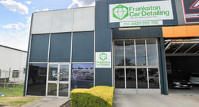 Factory, Warehouse & Industrial commercial property sold at 8/38 New Street Frankston VIC 3199