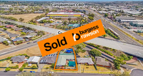 Medical / Consulting commercial property sold at 6 Hughes Street Leumeah NSW 2560