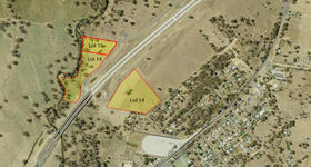 Development / Land commercial property sold at Lots 14 & 15 Gresham Street & Cullinga Park Lane Tarcutta NSW 2652