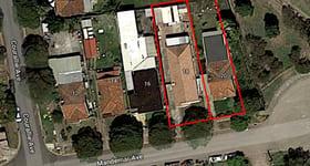 Development / Land commercial property sold at 18 & 20 Mandemar Avenue Homebush West NSW 2140