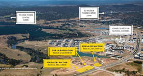 Development / Land commercial property sold at Block 3, Section 59 John Gorton Drive Coombs ACT 2611