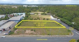 Development / Land commercial property sold at 4 Stone Court Kingston QLD 4114