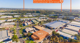 Factory, Warehouse & Industrial commercial property sold at 11 Aero Road Ingleburn NSW 2565