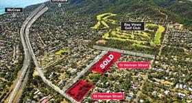 Development / Land commercial property sold at 59 Herman Street Rosebud VIC 3939