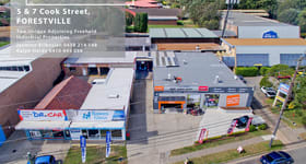 Shop & Retail commercial property sold at 5 & 7 Cook Street Forestville NSW 2087