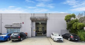 Factory, Warehouse & Industrial commercial property sold at 5/8-10 Moncrief Road Nunawading VIC 3131