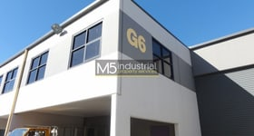 Factory, Warehouse & Industrial commercial property sold at G6/5-7 Hepher Road Campbelltown NSW 2560