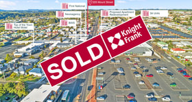 Shop & Retail commercial property sold at 205 Mount Street Burnie TAS 7320
