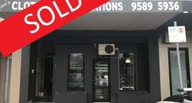 Shop & Retail commercial property sold at 1/463 Balcombe  Road Beaumaris VIC 3193
