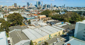 Industrial / Warehouse commercial property sold at 7 Coolgardie Terrace Perth WA 6000