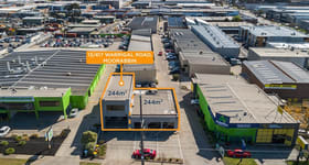 Offices commercial property sold at 417 Warrigal Road Moorabbin VIC 3189