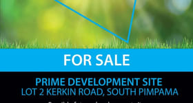 Development / Land commercial property for sale at 2 Kerkin Road South Coomera QLD 4209