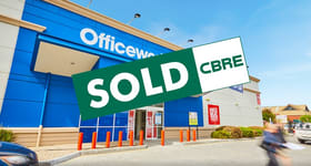 Shop & Retail commercial property sold at Officeworks Hobart 105-109 Campbell Street Hobart TAS 7000