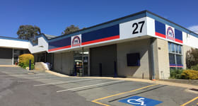 Factory, Warehouse & Industrial commercial property sold at 27-29 Paterson Queanbeyan NSW 2620