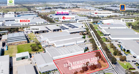 Industrial / Warehouse commercial property sold at 52-58 Remington Drive Dandenong South VIC 3175
