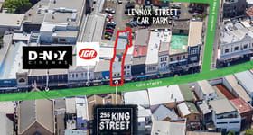 Shop & Retail commercial property sold at 255 King Street Newtown NSW 2042