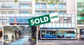 Medical / Consulting commercial property sold at Ground Floor, 199 William Street Melbourne VIC 3000