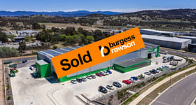 Factory, Warehouse & Industrial commercial property sold at 2 Paspaley Street Hume ACT 2620