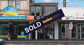 Shop & Retail commercial property sold at 210 Glenferrie Road Malvern VIC 3144