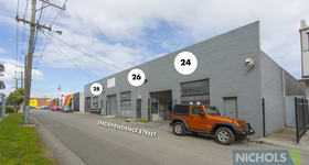 Factory, Warehouse & Industrial commercial property sold at 24 - 28 Independence Street Moorabbin VIC 3189