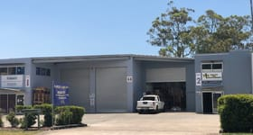 Factory, Warehouse & Industrial commercial property sold at 2/43 Neumann Road Capalaba QLD 4157