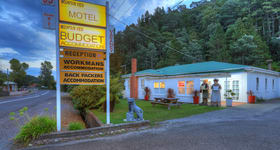 Hotel / Leisure commercial property for sale at 1 Penghana Road Queenstown TAS 7467