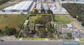 Development / Land commercial property sold at 140 Colemans Road Dandenong South VIC 3175