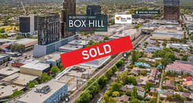 Offices commercial property sold at 19-23 Prospect Street Box Hill VIC 3128