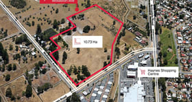 Development / Land commercial property for sale at 6&22 Wollaston Avenue Haynes WA 6112