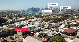 Development / Land commercial property sold at 6-8 Waterloo Street Rozelle NSW 2039